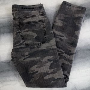 CarMar Camouflage Skinny Jeans 24